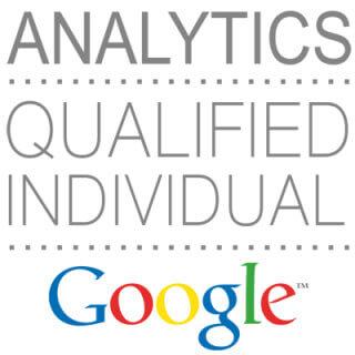 Certificazione Ufficiale Google Analytics