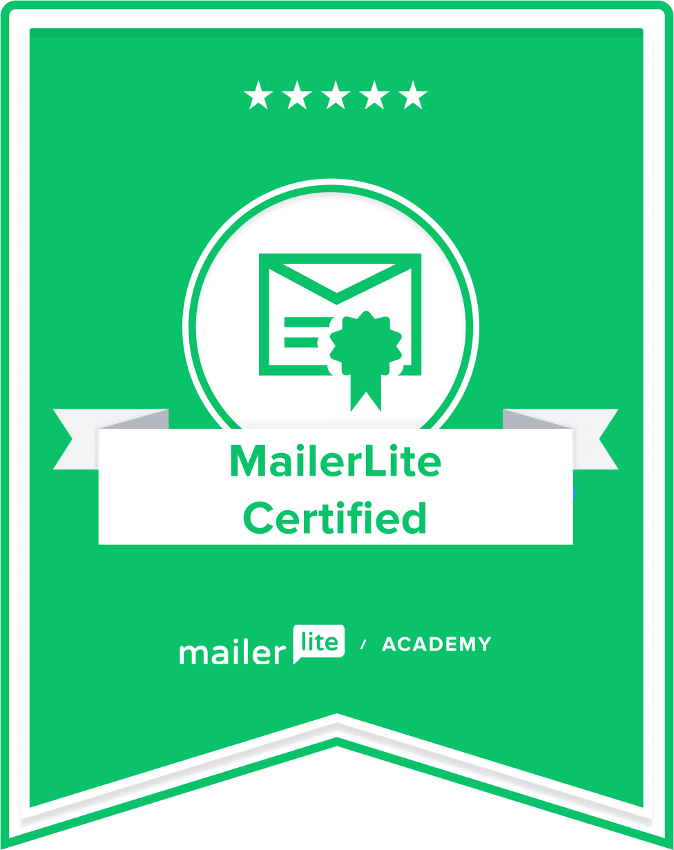 Mailerlite Email Automation Certification